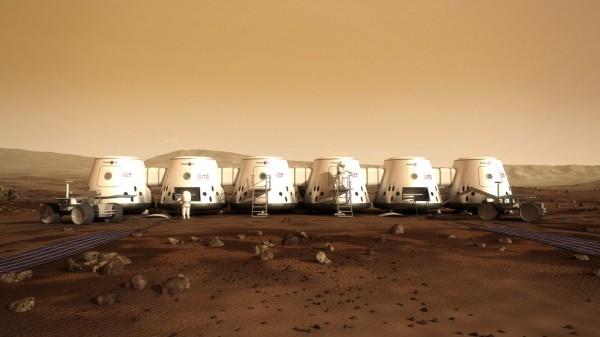 Mars One отобрали тысячу человек для колонизации Марса