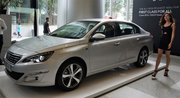 Спрос на Peugeot 408 бьет все прежние показатели