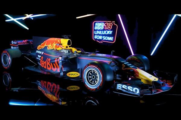 Red Bull Racing презентовали видео о новой машине RB13