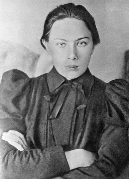 Сегодня 148-й день рождения Надежды Крупской