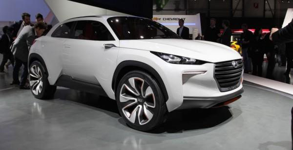Hyundai презентовала новый кроссовер Kona
