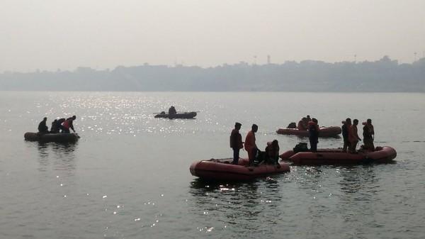 У берегов Индии 9 человек погибли из-за перевернутой лодки