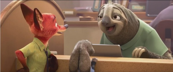 Мультфильм «Зверополис» получил награду премии «Оскар»