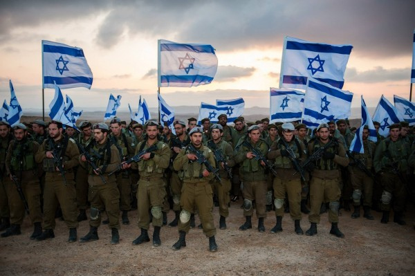 На юге Израиля взорвалась ракета, пущенная из Сектора Газа