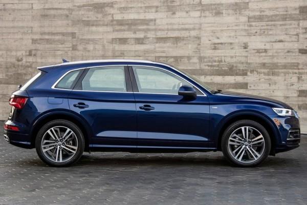В Украине состоялась презентация Audi Q5