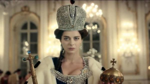 Александрова рассказала о трудностях при создании сериала «Екатерина. Взлет»