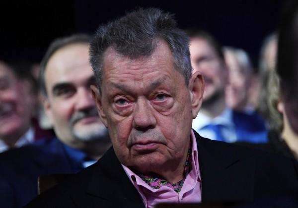 Николай Караченцов попал в больницу после аварии в Подмосковье