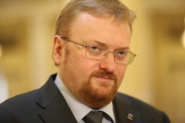 Виталий Милонов получил бан в соцсети Facebook