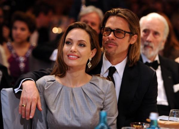 Питт и Джоли снова поссорились из-за особняка во Франции