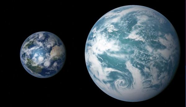 Ученые объявили о возможности существования обитаемых экзопланет