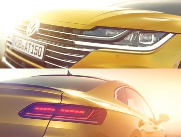 В Женеве дебютирует революционный Volkswagen Arteon