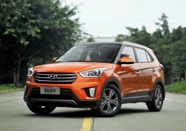 Hyundai Creta в январе стал лидером сегмента SUV в России