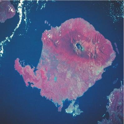 Ученые усомнились, что извержение вулкана Самалас привело к похолоданию в Европе