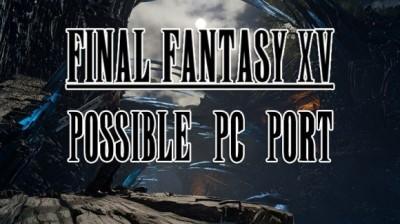 Поиграть в Final Fantasy XV будет возможно и на РС