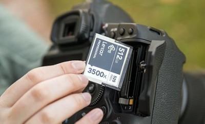 Новые карты памяти Lexar CFast 2.0 3500x: новая скорость и новое качество