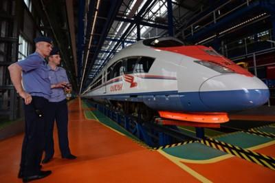 Сверхскоростные поезда для ВСМ Москва – Казань будут созданы в Китае