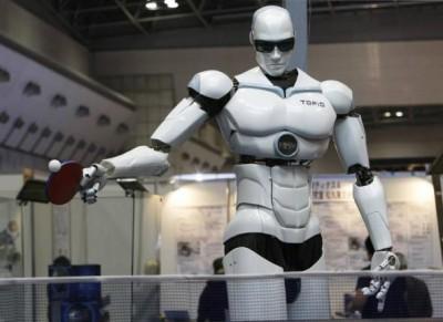 В Лондоне открыли экспозицию роботов