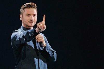 Сергей Лазарев приедет с концертом в Ярославль 17 февраля