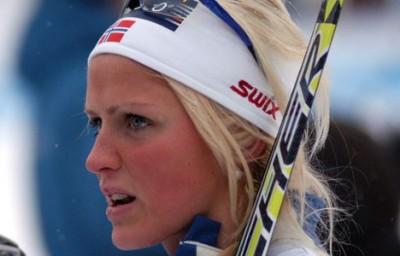 Лыжница Тереза Йохауг дисквалифицирована за использование мази для губ