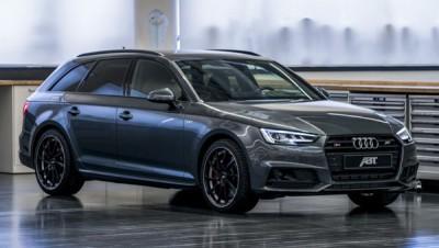 Тюнинг-ателье АВТ модернизировало Audi S4 Avant