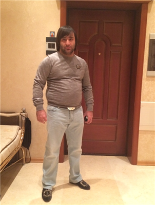 Вор в законе Осетрина-младший осужден на 9 лет за вымогательство
