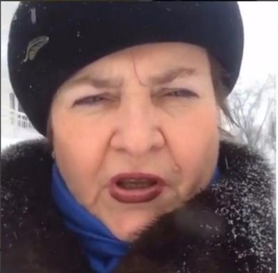 Российская пенсионерка стала звездой Instagram