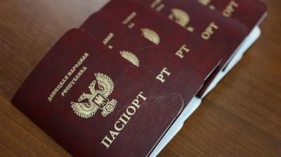 Посольство США «встревожило» признание  Россией паспортов ДНР и ЛНР