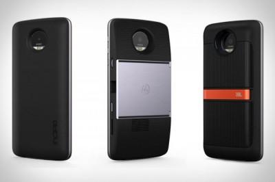Смартфоны Motorolla Moto Z смогут печатать фото