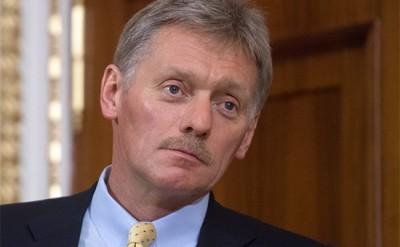 Кремль отреагировал на информацию о плане снятия санкций с РФ