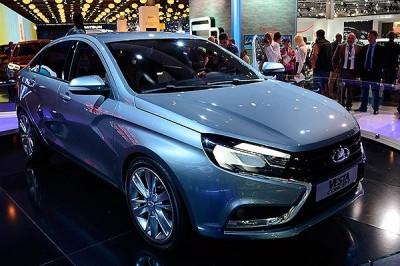 «Автоваз» готовится к ежегодным продажам в Китае