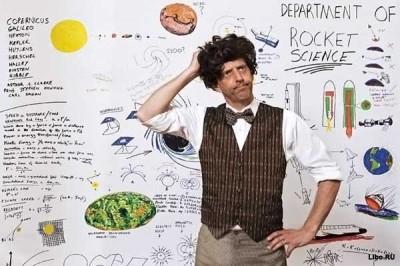 Ученые: Творческие люди имеют больше нейронных связей
