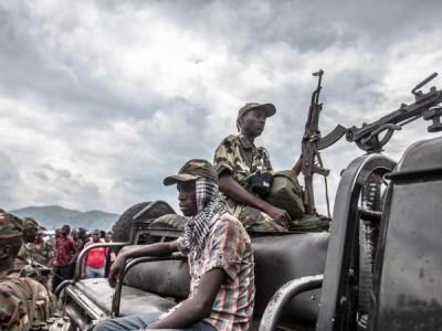 За взятого в плен летчика в Конго повстанцы требуют 1 миллион долларов