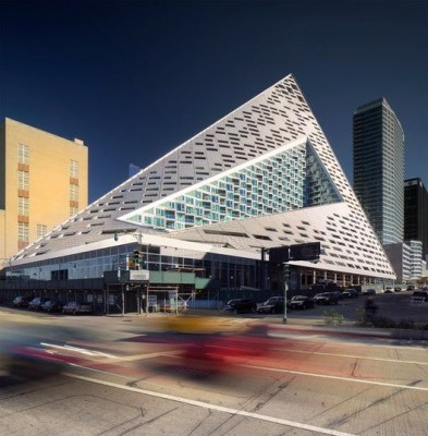Эксперты назвали лучшие здания мира