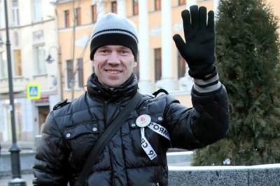 СМИ: Началась процедура освобождения активиста Дадина