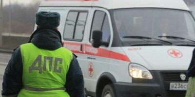 В Волгограде произошло лобовое столкновение двух иномарок