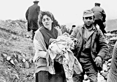 В Баку почтили память Ходжалинской трагедии