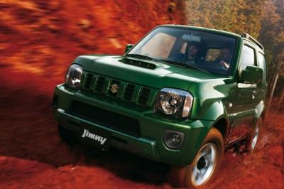 В сети появились первые рендеры нового авто Suzuki Jimny