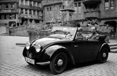 Первому «народному» Volkswagen уже больше 80 лет