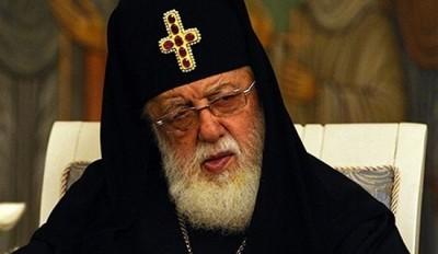 Патриарха Грузии обокрали во время его лечения в Германии