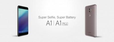 Смартфон Gionee A1 Plus получил 20-мегапиксельную фронтальную камеру