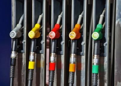 Компании подняли цены на топливо на 2.4%