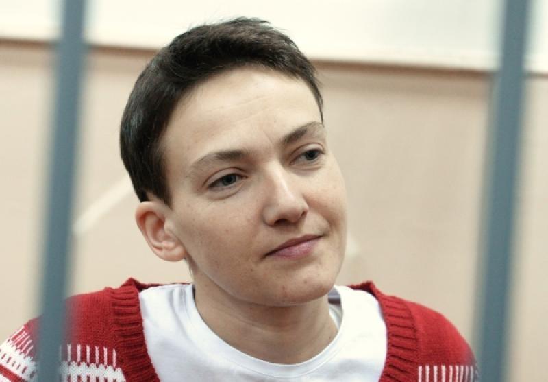 Савченко выдвинула условие для поездки вКрым