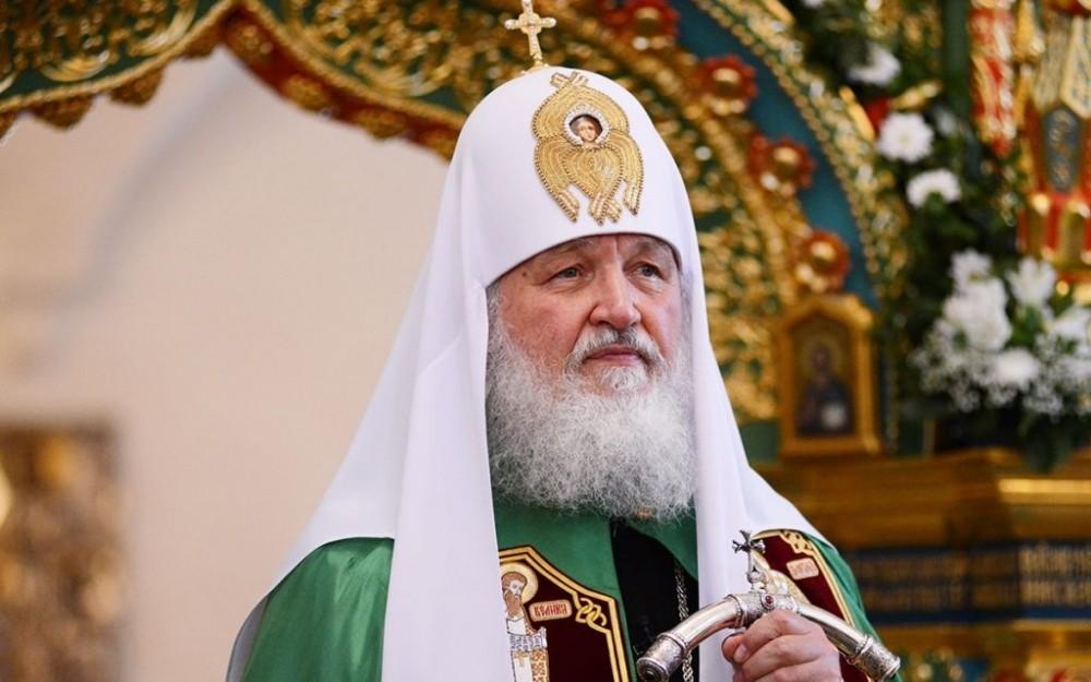 Патриарх Кирилл назвал «лайки» в социальных сетях грехом