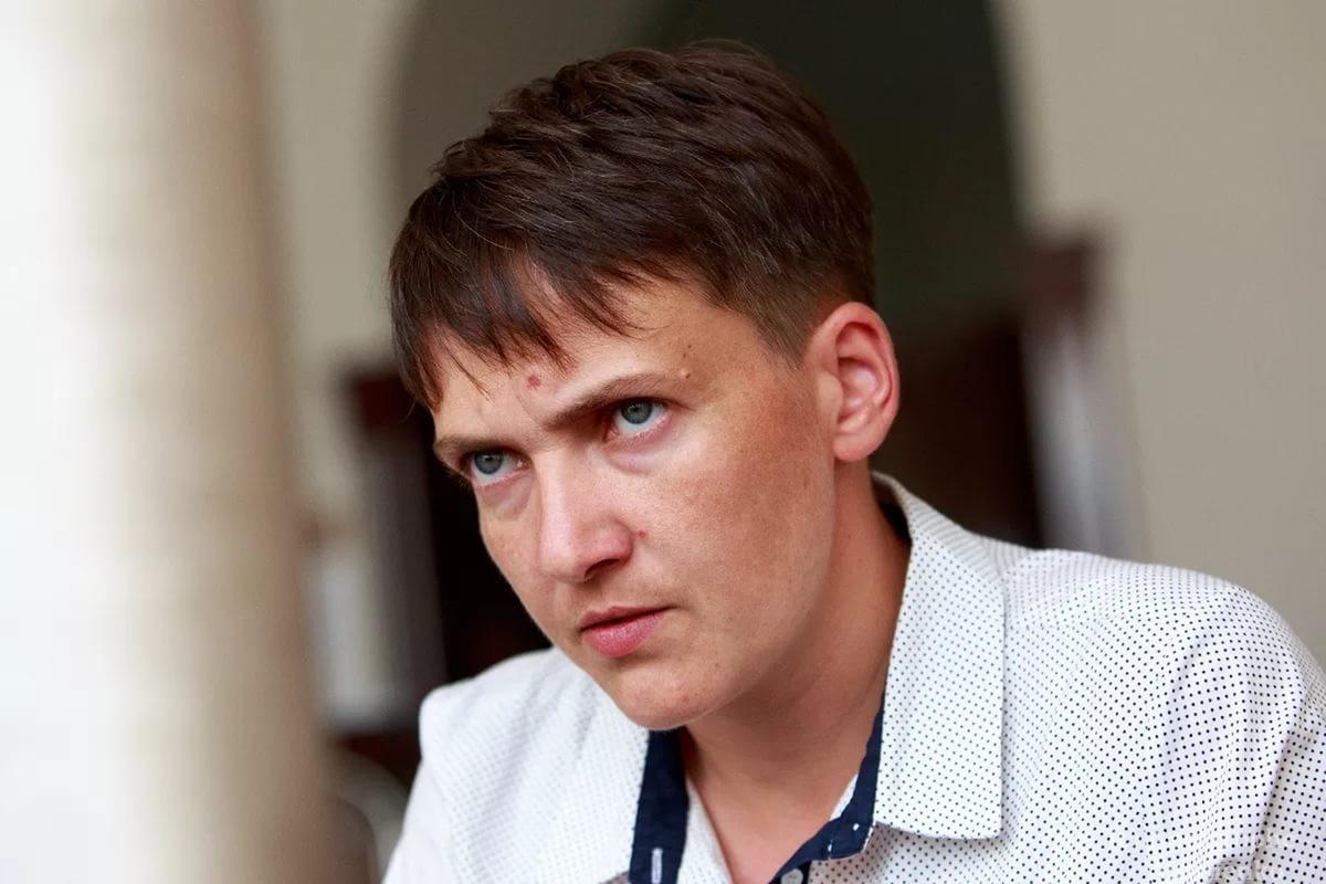 Савченко: Порошенко— неприятель №2 для Украины