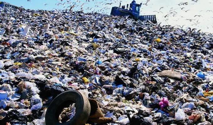 Росприроднадзор сказал о 6-ти «мусорных» русских областях