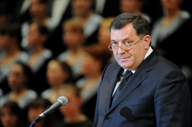 Президент Республики Сербской объявил, что США грозили ему иего семье