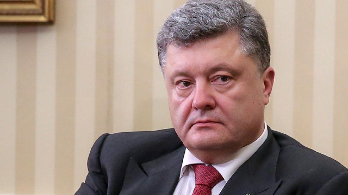 Порошенко желает научить детей Донбасса «проукраинской позиции»