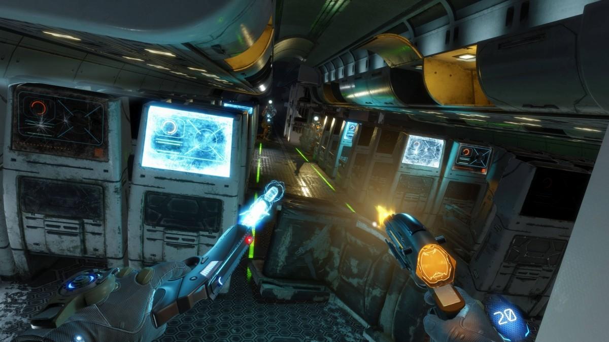 Авторы Metro 2033 показали свою новейшую игру