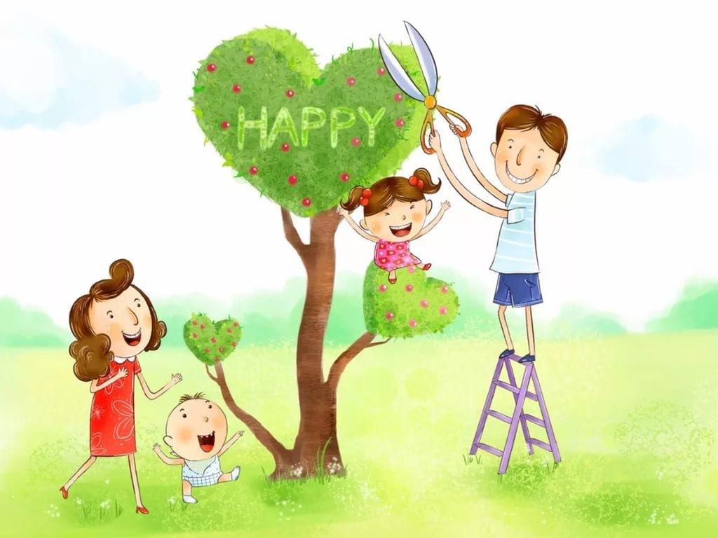 Наличие двоих детей всемье может продлить жизнь родителям
