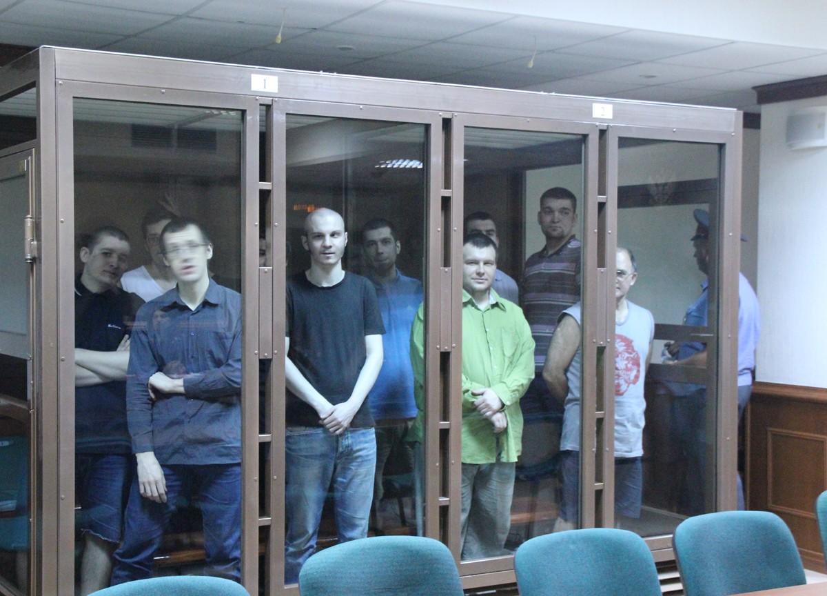 Мосгорсуд перевел под домашний арест фигуранта «болотного дела» Дмитрия Бученкова